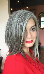 121 Best Salt And Pepper Hair Images On Pinterest Grey Hair