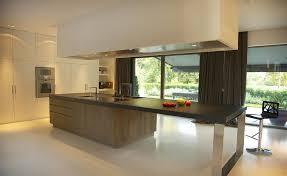 ilot central cuisine contemporaine cuisine ouverte avec ilot central 4 265329 cuisine design et