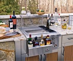 outdoor kitchen appliances home design ideas