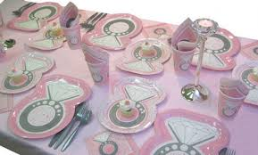 bridal shower party supplies tbdress bridal shower theme in low budget
