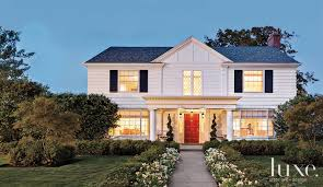 a 1941 colonial revival portland home with transitional interiors