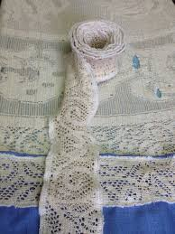 Old Fashioned Lace Curtains by Fresh Juniper Diy Vintage Lace Trim Upcycle Your Lace