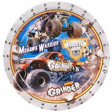 grave digger monster truck party supplies pbs party plates cups and tableware christmas gifts christmas