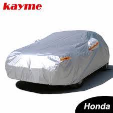 honda jazz car cover aliexpress com buy kayme waterproof car covers sun