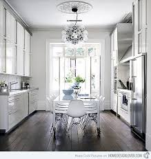 Kitchen Diner Tables by 15 Different Kitchen Table Design Ideas Home Design Lover