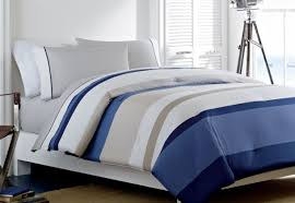 bedding set excellent grey and navy blue baby bedding excellent