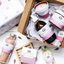 Build Your Own Gift Basket Build Your Own Christmas Pamper Gift For Her By Bloomtown