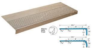 46 vinyl stair tread covers heavy duty ribbed vinyl stair tread