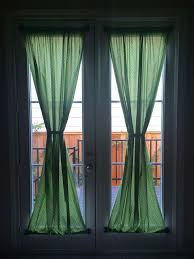 Curtains For Interior French Doors Best 25 Magnetic Curtain Rods Ideas On Pinterest Roman Shades