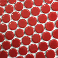 Red Kitchen Backsplash Tiles Online Get Cheap Red Mosaic Wall Tiles Aliexpress Com Alibaba Group