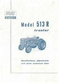 fiat 513r workshop manual documents