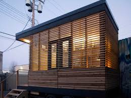 tiny houses prefab homes and backyard studios by camera buildings