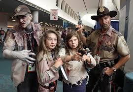 Rick Walking Dead Halloween Costume 15 Costumes Perfect Halloween Families Cosplays Rolecosplay