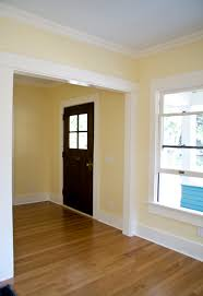 love this yellow tone weston flax by benjamin moore this would