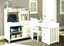 White Office Desk With Hutch Desk White Corner Study Desk With Hutch White Desk Hutch White