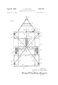 patent us3507535 camping trailer lift mechanism google patents