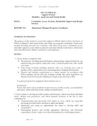 Sample Resume Of Caregiver For Elderly resume cover letter for aged care best online resume builder