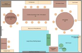 preschool classroom floor plan lusion