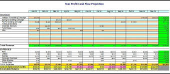 operating budget template non profit budget template free