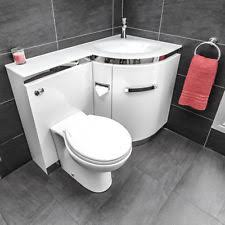 small toilet sink combo bathroom vanity combination units ebay