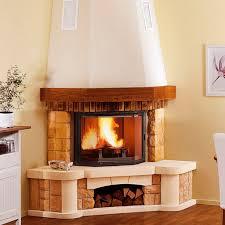 Oak Corner Fireplace by Traditional Fireplace Surround Stone Oak Corner Parthénos