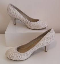 wedding shoes new look new look women s bridal or wedding heels ebay