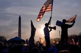 Washington Dc Flag Stage For Some Of America U0027s Greatest Dramas