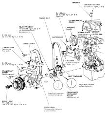 1996 honda engine diagram 1996 wiring diagrams instruction