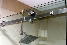 Shower Door Sweeps Semi Frameless Shower Door Sweep Adeltmechanical Door Ideas
