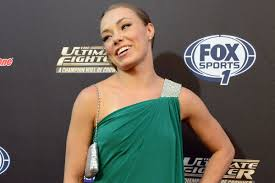 rose namajunas on ronda rousey u0027s u0027do nothing b h u0027 craze u0027let u0027s