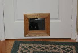 Exterior Cat Door Cat Door Interior Patio Doors Patio Doors Cat Flap In Door