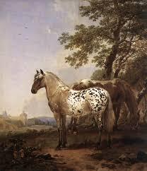 file berchem nicolaes landscape with two horses jpg wikimedia