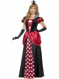 Queen Spades Halloween Costume Queen Hearts Fancy Dress Costumes Alice Xs Xxxl Size