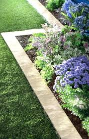 Garden Lawn Edging Ideas Plastic Landscape Edging Ideas Plastic Lawn Edging Ideas Nomadik Co
