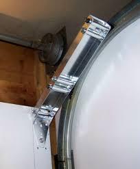 Overhead Door Threshold by Low Headroom Garage Door Opener Kit