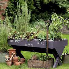 Raised Herb Garden Ideas How To Grow Your Own Beautifully Herbs Garden Stenciling And
