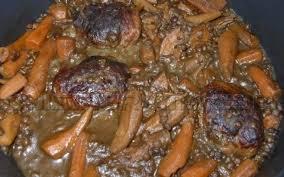 cuisiner des crepinettes recette crépinettes aux lentilles et carottes pas chère et simple
