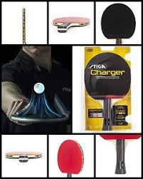 Tiga Ping Pong Table stiga table tennis ping pong rackets aa rubber pro spin ball best