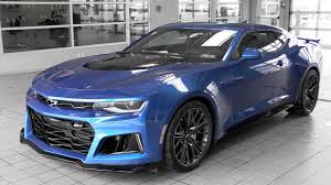 what is a camaro zl1 2017 chevrolet camaro zl1 review