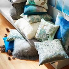 Peacock Pillow Pier One by Glacier Bay Royal Peacock Pillow Pier 1 Imports