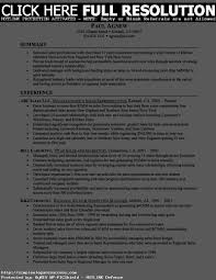 Functional Summary Resume Examples by Summary For Resume Examples Student Free Resume Example And