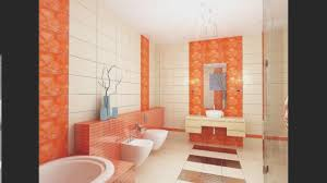 bathroom cool bathroom wall designs with tile decorating idea