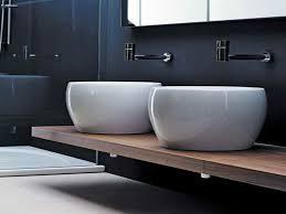 designer bathroom fixtures bathroom modern sinks modern grey bathroom with floor light and a