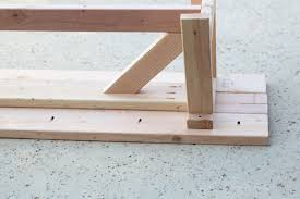 How To Build A Garden Bench With A Back Diy 15 Outdoor Bench Shanty 2 Chic