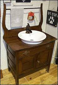 american standard bathroom cabinets photo of front view antique bathroom vanity antique washstand