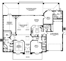 2919 house plan floor plans blueprints architectural drawings