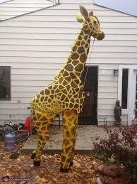 Giraffe Halloween Costume Baby Giraffe Halloween Costume