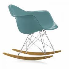 eames rar plastic rocking chair by vitra aram