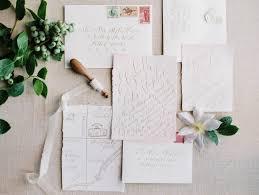 wedding invitation suites what goes in a wedding invitation suite brush nib studio