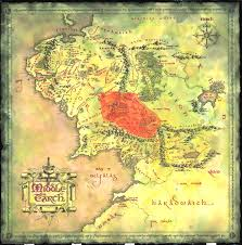 map of middle earth wallpapers wallpaper cave amazing full